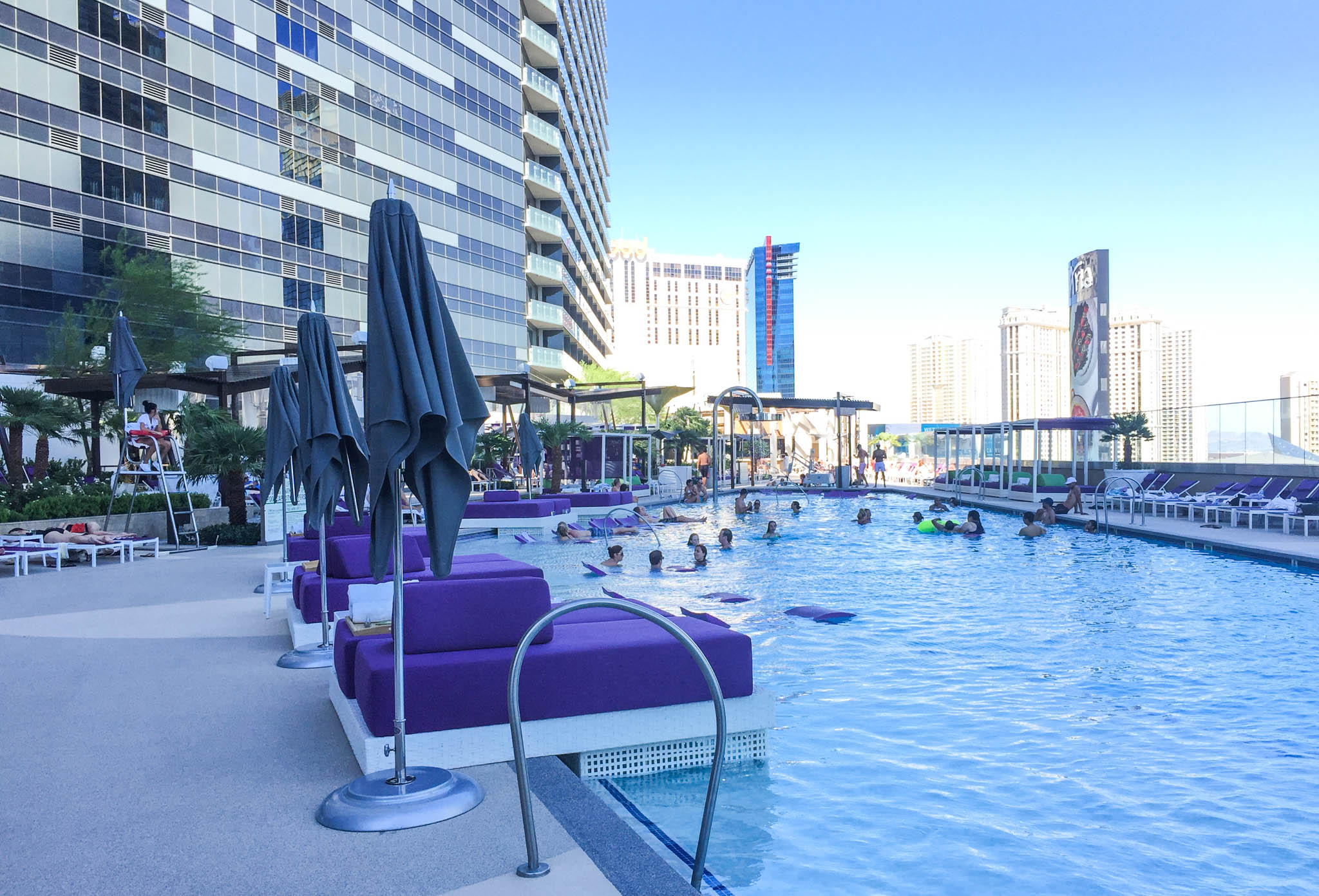 The Cosmopolitan Hotel Las Vegas Review Flashes Of Delight